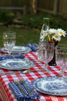 The Charm of Home: Memorial Day