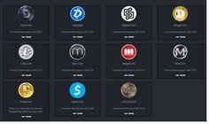 #Altcoins #Cryptocurrency #Mining #Multipools #Megacoin #Litecoin #Digibyte #SHA-256 #DarkCoin #DogeCoin #PeerCoin #WorldCoin #Startcoin #MaxCoin