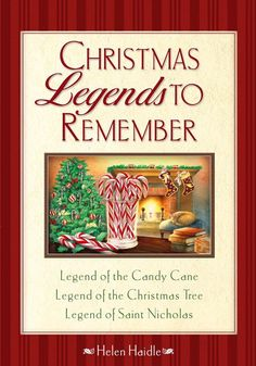 A Legend of the Candy Cane, A Legend of the First Christmas Tree, and a Legend of St. Nicholas. Three inspirational stories that focus on the spirit of giving and the true meaning of Christmas. Use fo