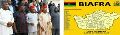 Jany View's Blog: Igbo Leaders Call For Restructuring, Dump Biafra