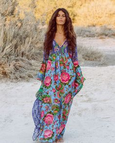 Boho Queen...Stunning Dress...Boho Summer