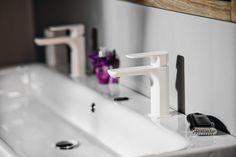 SPY stojánková umyvadlová baterie bez výpusti, bílá mat : SAPHO E-shop Water Faucet, Faucets, Spy, Shopping, Design, Home Decor, Taps, Griffins, Decoration Home
