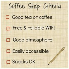 Coffee Shop Criteria: My Favourite Coffee Shops in Vancouver #coffee #yvr #workfromhome