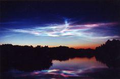 Nubes Noctilucentes 1.-