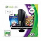 Xbox 360 4GB with Kinect Holiday Value Bundle (Amazon exclusive Bonus Value)  $384.98