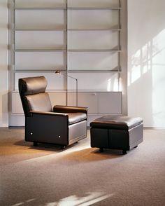Sesselprogramm 620 Design: Dieter Rams #ProductDesign #IndustrialDesign #DieterRams