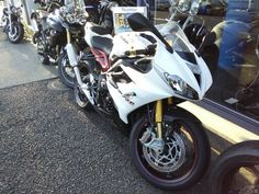 for test riding