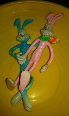 Bendy Bunnies