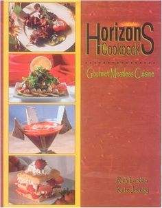 Horizons The Cookbook Gourmet Meatless Cuisine * Find out more about the great product at the image link.