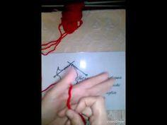 Finger Knit. Lavorare a maglia con le dita. - YouTube