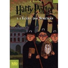 I read Harry Potter in French!