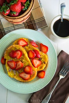 Pain Perdu (French Toast) - Ina Garten's Recipe