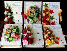 Flower Boxes, Flower Cards, Chocolates, Chocolate Flowers Bouquet, Paper Crafts, Diy Crafts, Wedding Boxes, Paper Folding, Greeting Cards Handmade