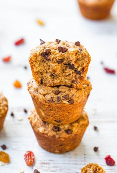 This trail mix muffin is tired of people trying to butter him up. | 27 Truly Magical Muffins