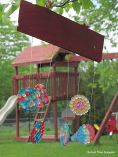 Crafty Time: The Sun Catcher - Things To Do Yourself - DIY