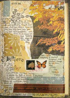 Oct 5 Believe by Kathy Paper Pumpkin, via Flickr