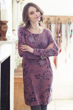 6a746638e6 Fair Trade Organic Cotton Dress Lavender Lilac by HouseOfEthical Maxi  Cardigan