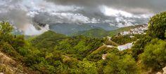 Algatocin - Paraíso del valle del Genal Malaga