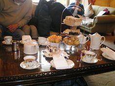 A Proper English Tea (gluten free, of course ; ) )