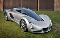 Divergent 3D Blade SupercarWhile many automakers are lessening their impact on the environment by focusing on fuel efficiency and lowering emissions, California firm Divergent 3D is taking it one step further by also cleaning up the manufacturing process. The company's Blade supercar was created using 3-D printing to reduce the amount of waste that occurs during production as well as to boost the car's strength and lower its weight. The result is blistering performance and a look like…