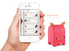 Meet Toymail: Kid-Friendly Messaging System
