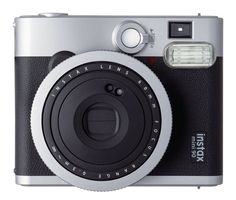 Amazon.com : Fujifilm Instax Mini 90 Neo Classic Instant Film Camera : Camera & Photo