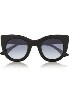 94f09ae1a7 Thierry Lasry - Oversized cat-eye acetate sunglasses