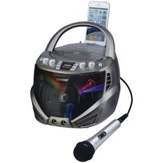 Now available in our store: Karaoke Usa Porta... Check it out here! http://reddragonunleashed.com/products/karaoke-usa-portable-cdg-karaoke-player-with-flashing-led-lights-ra42623?utm_campaign=social_autopilot&utm_source=pin&utm_medium=pin