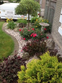 Advice, formulas, also manual beneficial to acquiring the absolute best outcome and also coming up with the optimum use of Porch Landscaping Ideas Front Garden Landscape, Small Front Yard Landscaping, House Landscape, Landscaping With Rocks, Outdoor Landscaping, Outdoor Gardens, Landscape Edging, Landscape Art, Landscape Paintings