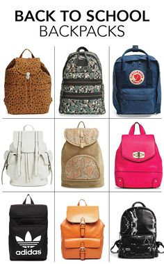 Rae Everyday | Backpacks Back To School Backpacks, Herschel Heritage Backpack, Everyday Outfits, Satchels, About Uk, Fashion Forward, Clutches, Totes, Paint