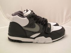 sports shoes 909b1 0fbcd Nike Air Trainer SC Men s Leather Basketball Shoes   eBay
