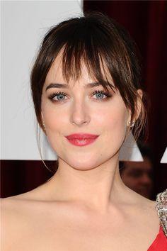 Maquillaje Oscar 2015: Dakota Johnson