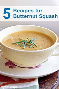 Butternut squash is