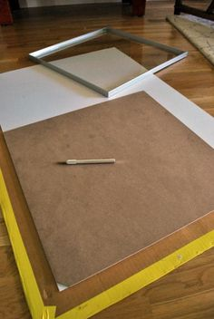 Invest in a simple mat cutter and the world of framing is at your fingertips. Cutting mats is easy, inexpensive, and takes your artwork to a new level. It looks custom, even if you buy a readymade frame from a store.