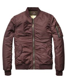 Scotch & Soda classic bomber