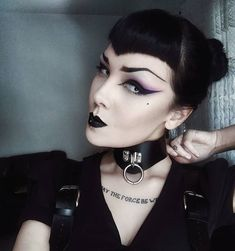 Dark Beauty, Gothic Beauty, Dark Fashion, Gothic Fashion, Darkness Girl, Grunge Goth, Nu Goth, Rockabilly Looks, Beautiful Dark Art