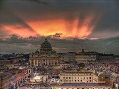Città del Vaticano - Estive lá