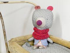 bear doll / Břichopas toys