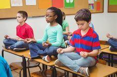 Michelle Dupuis Education: La méditation en salle de classe                                                                                                                                                      Plus