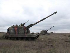 Massive Ukrainian Artillery Attack Hits in Donetsk Overnight - http://www.therussophile.org/massive-ukrainian-artillery-attack-hits-in-donetsk-overnight.html/