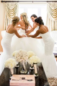 WedLuxe – Alicia Joshua | Photography by: Ikonica Follow @WedLuxe for more wedding inspiration!