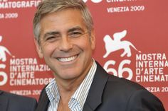 George Clooney Check these before and afters out