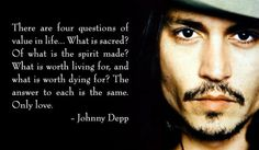 Zitate Johnny Depp Deutsch Trashed One Voice Voc Com