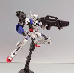 P-Bandai Hobby Online Shop Exclusive: RG 1/144 GNY-001 Gundam Astraea Part Set - Painted Build