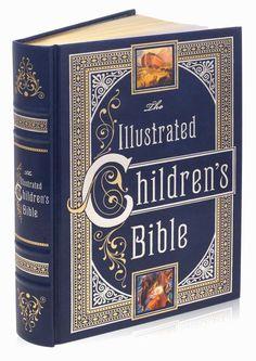 Illustrated Children's Bible   09/11/2012   ISBN 9781435141919 #BarnesandNobleCollectibleEditions