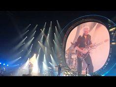 Queen & Adam Lambert  Live Newcastle Arena 2015 Don't Stop Me Now guitar...