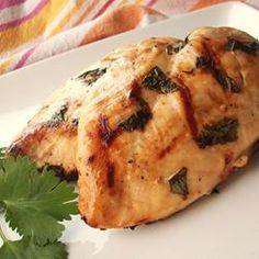 Beer Lime Grilled Chicken Allrecipes.com