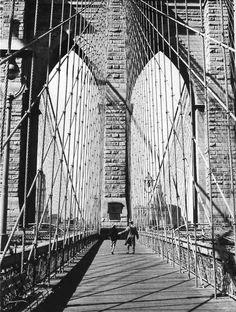 Brooklyn Bridge. Love.