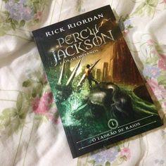 Meu Percy Jackson #1