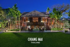 Thailand Honeymoon: Chiang Mai Ruffled